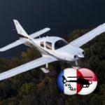 В Россию поставили первый самолет Cessna TTx